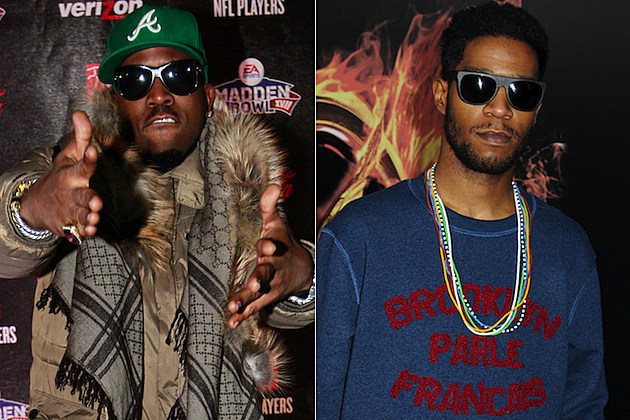 Big Boi Collaborates with Kid Cudi on 'She Hates Me' Song