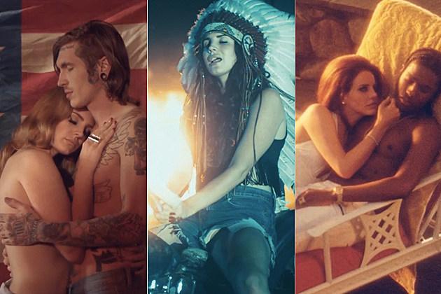 Lana Del Rey Music Videos