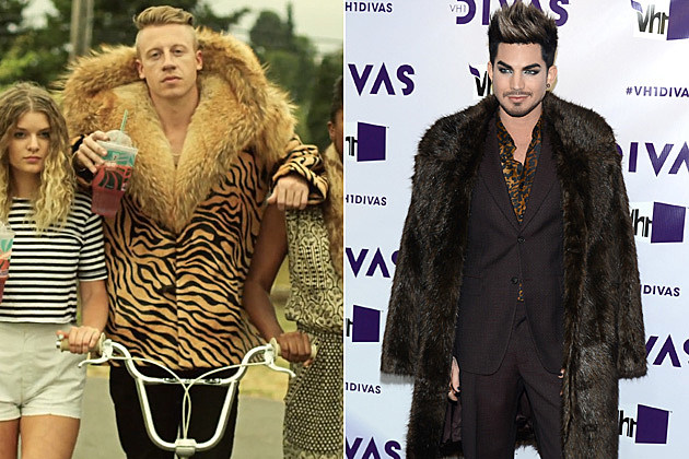 Macklemore + Adam Lambert – Who Wore It Best?