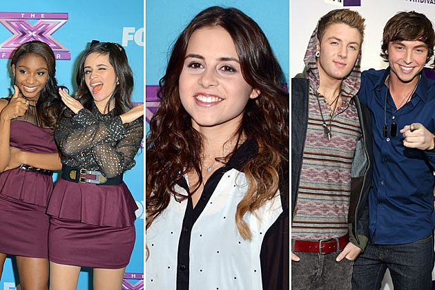 Fifth Harmony, Carly Rose Sonenclar, Emblem3