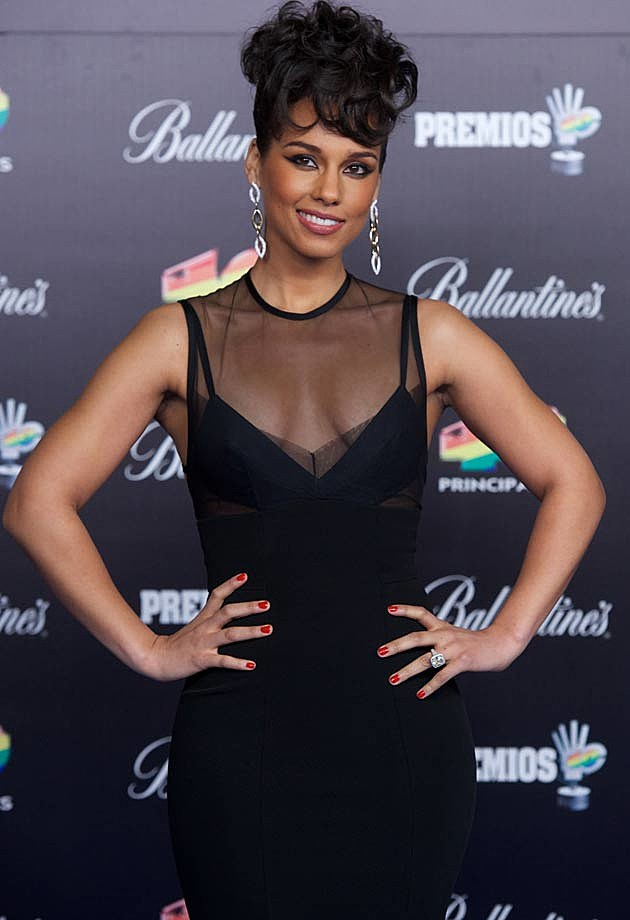 Alicia Keys 40 Principales Awards
