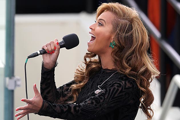 Beyonce Lip Sync