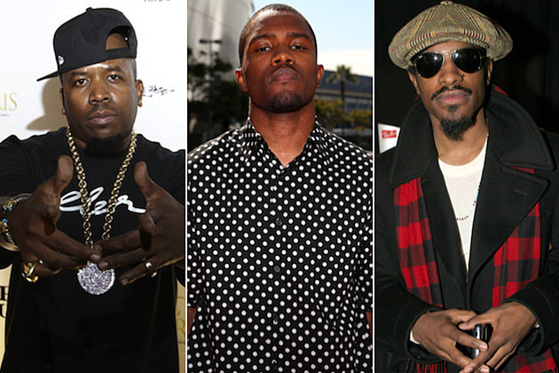 Big Boi, Andre 3000 to Reunite on Frank Ocean's 'Pink Matter' Remix