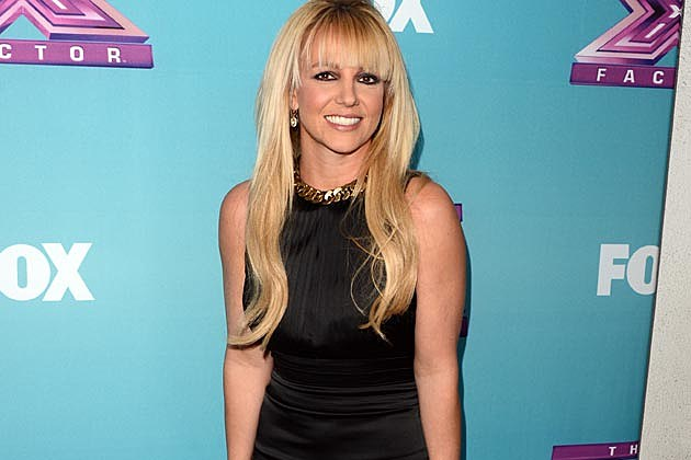 Britney Spears Reveals She Is 'Hard at Work' + 'Focused' on New Album