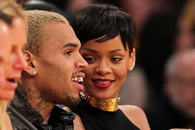 Did Rihanna + Chris Brown Spend New Year's Eve Together?