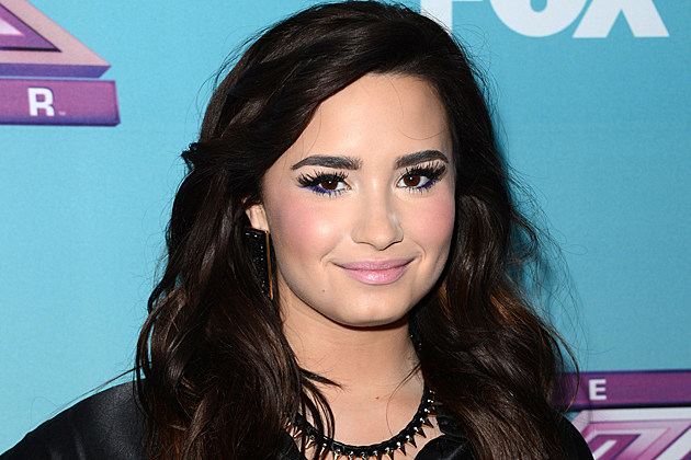 Demi Lovato Sips Coffee + Reflects on Rehab on New Year's Eve