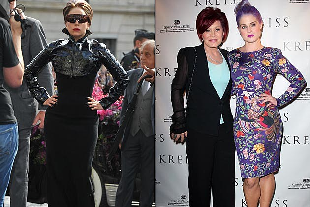 Kelly Osbourne's Mother Sharon Responds to Lady Gaga's Open Letter