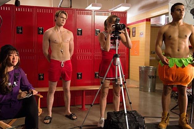 Glee Naked
