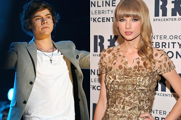 Harry Styles Reportedly 'Really Upset' + 'Sensitive' About Split With Taylor Swift