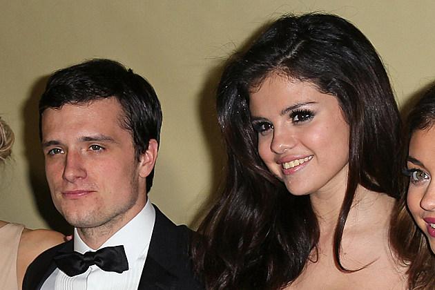 Josh Hutcherson Selena Gomez