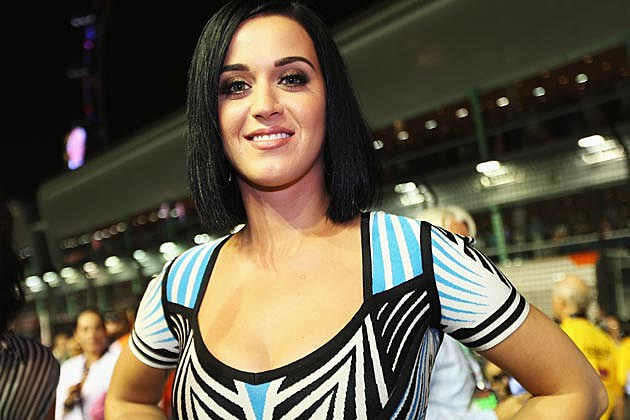 Katy Perry Tops Men's Health List of 'Hottest Women of 2013′