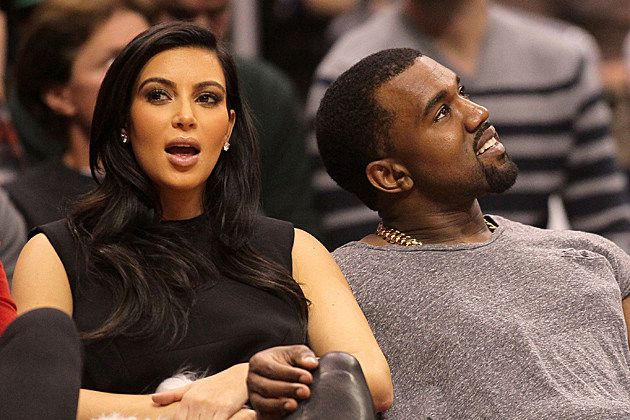Kim Kardashian + Kanye West Won't Put Their Baby on TV