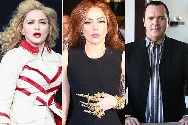 Madonna Gaga Christopher Ciccone