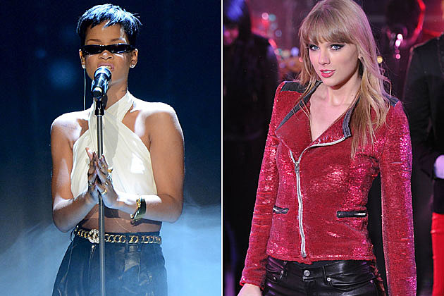 Rihanna, Taylor Swift + More Set to Perform at 2013 Grammys