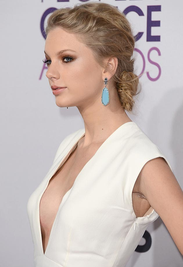 Taylor Swift Boob Job