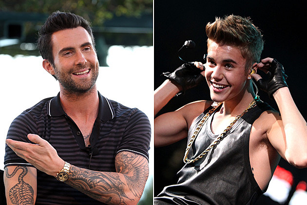 Adam Levine vs. Justin Bieber: Who Will Make the Best 'SNL' Host? – Readers Poll