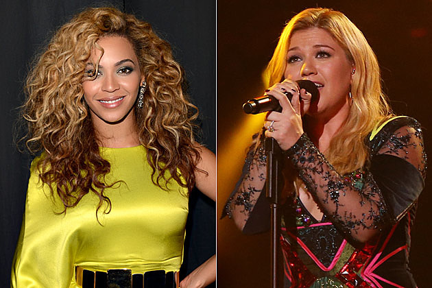 beyonce-kelly-clarkson