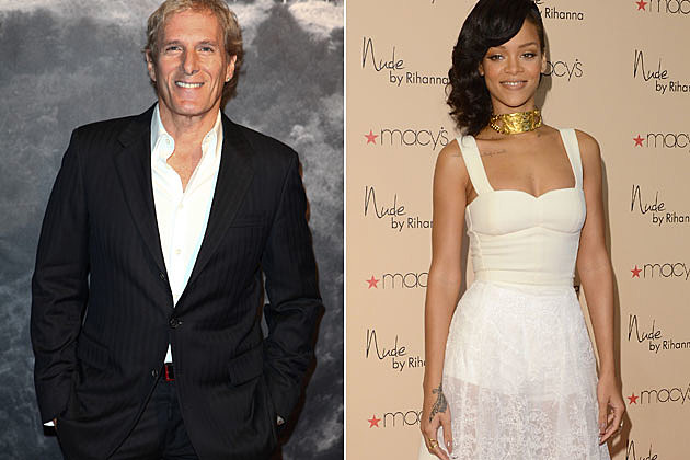 Rihanna + Michael Bolton Share Undying Love for Each Other + More