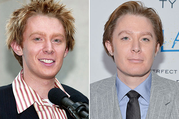 Clay Aiken Before and After Plastic Surgery