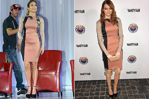 Jennifer Lopez Emma Stone