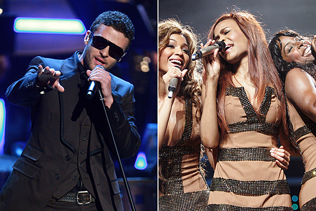 Justin Timberlake Destinys Child