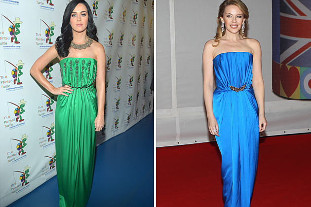 Katy Perry + Kylie Minogue – Who Wore It Best?