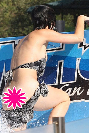 Katy Perry Wardrobe Malfunction