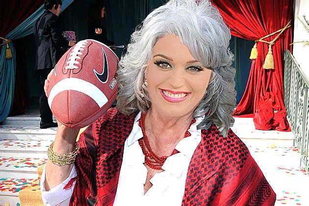 Katy Perry Paula Deen