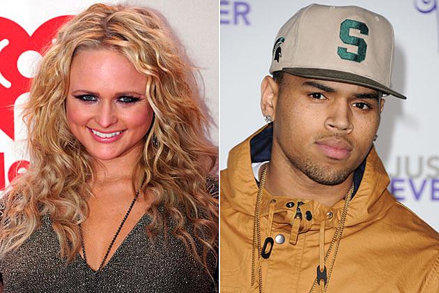 Miranda Lambert Bashes Chris Brown Again