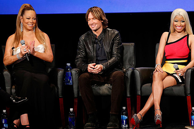 mariah-carey-keith-urban-nicki-minaj