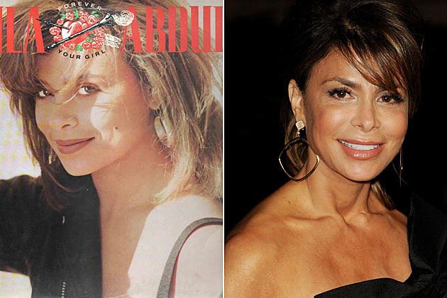 Paula Abdul Plastic Surgery Pictures