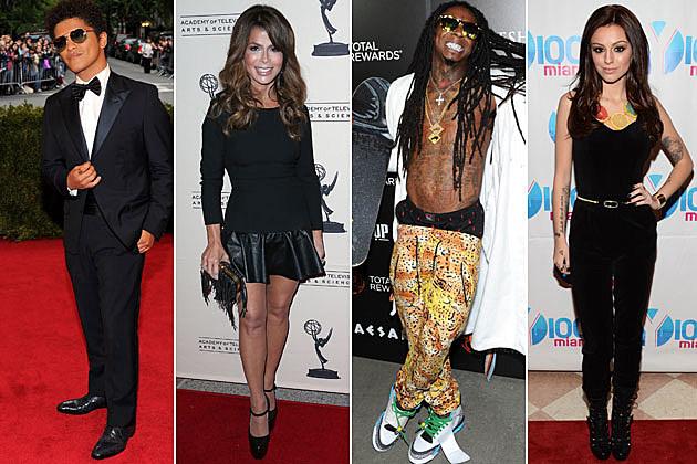 Celebrity Height