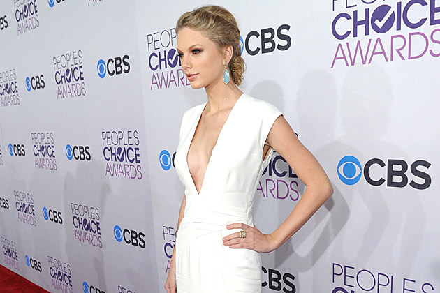 Taylor Swift 2013 Peoples Choice Awards