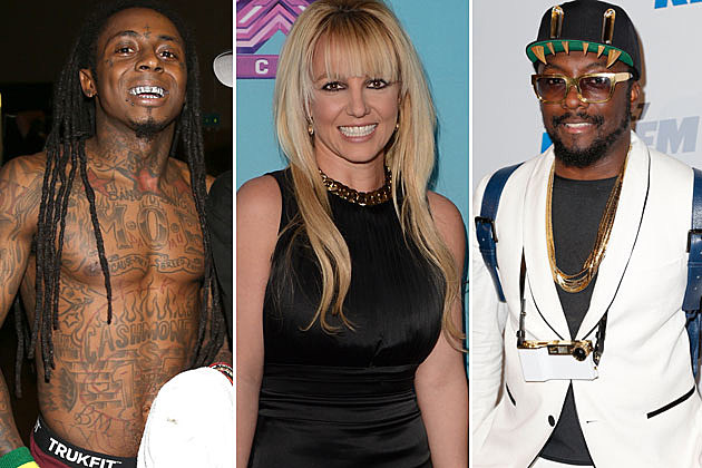 Lil Wayne Britney Spears will.i.am