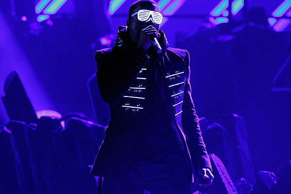 Daft Punk Kanye West Grammys