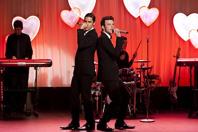 Glee - I Do - Darren Criss Chris Colpher