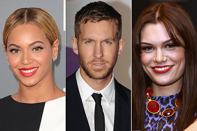 Beyonce Calvin Harris Jessie J