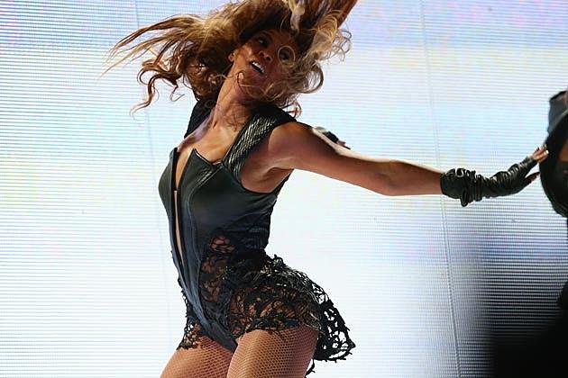 Beyonce bikini slip