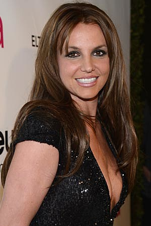 Britney Spears Brown Hair