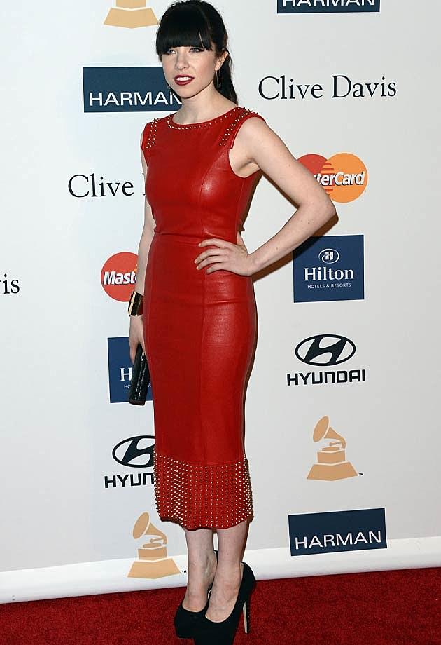 Carly Rae Jepsen Pre-Grammys