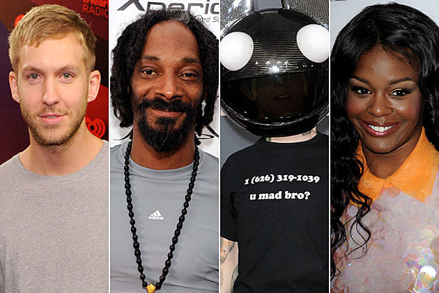Calvin Harris Snoop Dogg Deadmau5 Azealia Banks