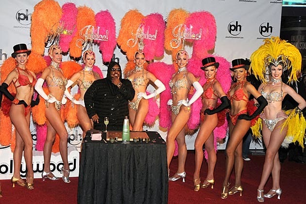 Cee Lo Showgirls