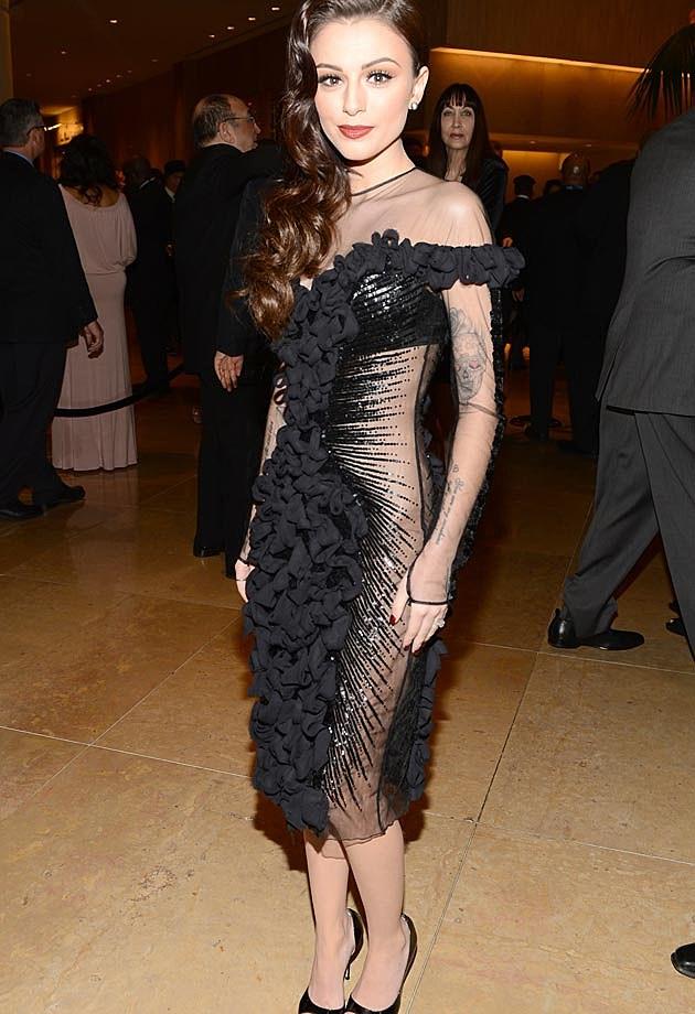 Cher Lloys Pre-Grammys