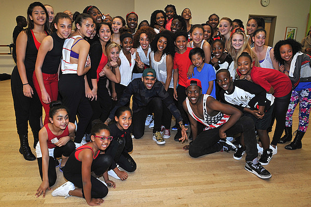 Chris Brown Dance Academy