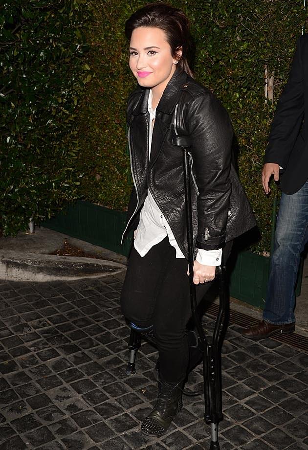 Demi Lovato Topshop Topman