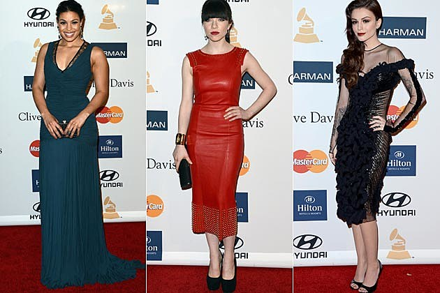 Jordin Sparks Carly Rae Jepsen Cher Lloyd Pre-Grammy Party