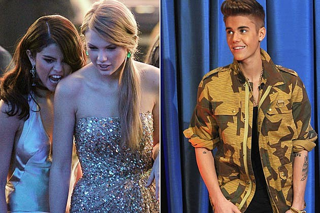 Another Ridiculous Rumor: Taylor Swift Said to Be Chasing Justin Bieber + Making Selena Gomez Mad