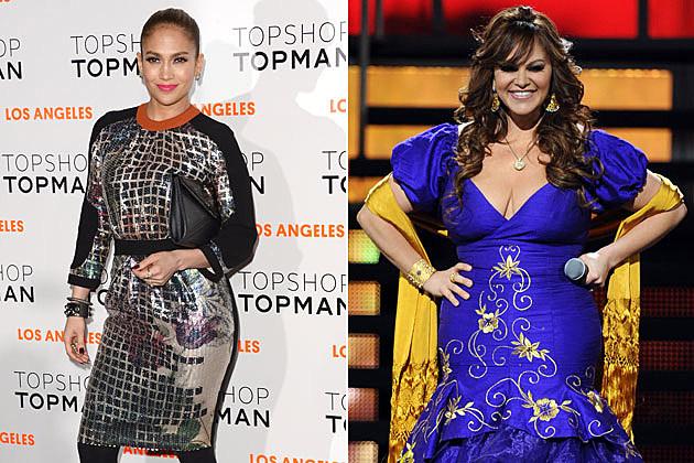 Jennifer Lopez Jenni Rivera