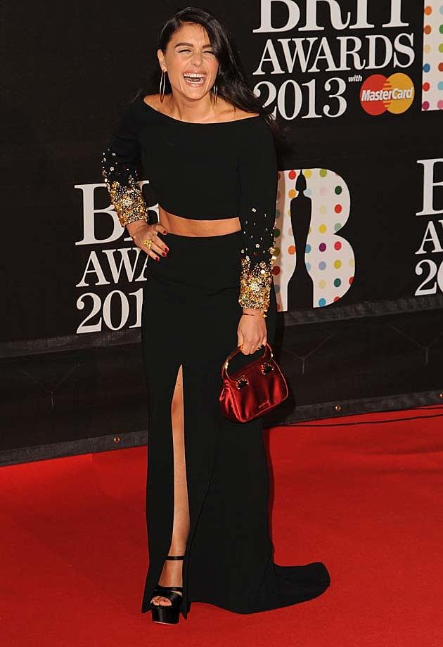 Jessie Ware 2013 BRITs