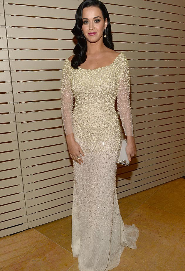 Katy Perry Pre-Grammy Party